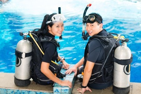How is Scuba Diving a Good Workout?