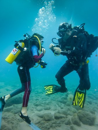 Why Your Kids Should Take Scuba Lessons